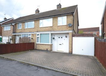 Thumbnail 3 bed semi-detached house for sale in Rockhill Drive, Mountsorrel, Loughborough