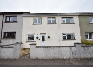 Thumbnail 3 bed terraced house for sale in Pitgaveny Court, Elgin