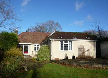 Thumbnail 3 bed bungalow to rent in The Ridgeway, Cranleigh