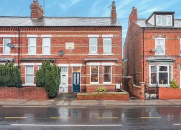 Thumbnail 4 bedroom end terrace house for sale in Newcastle Avenue, Worksop