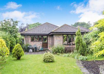 Thumbnail 3 bed detached bungalow for sale in Gudge Heath Lane, Fareham