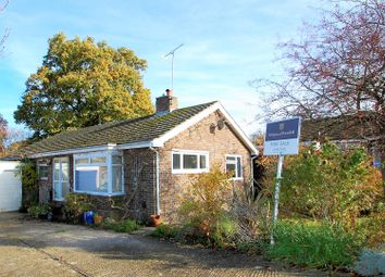 Thumbnail 3 bed detached bungalow for sale in Patricks Close, Liss