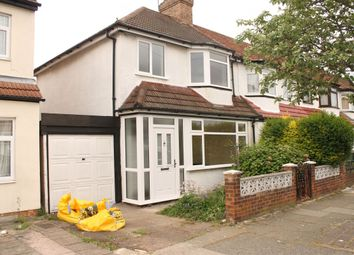 Thumbnail 3 bed property to rent in Warwick Road, Walthamstow, London