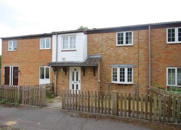 Thumbnail 3 bed terraced house for sale in Liscombe, Bracknell