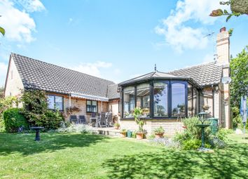 Thumbnail 4 bed detached bungalow for sale in New Farm Road, Newton, Cambridge