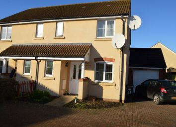 3 bed semi-detached house for sale in Turnock Gardens, West Wick, Weston-Super-Mare BS24