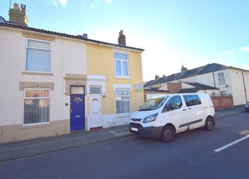 Thumbnail 2 bed end terrace house for sale in Durban Road, Fratton, Portsmouth