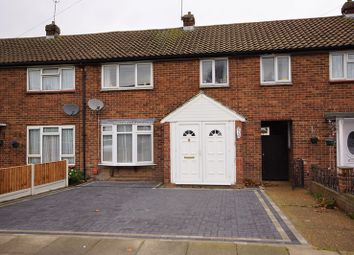 Thumbnail 3 bed terraced house for sale in Delaware Road, Shoeburyness, Southend-On-Sea