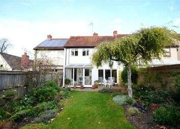 Thumbnail 3 bed terraced house for sale in High Street, Great Chesterford, Saffron Walden, Essex