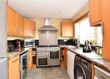 Thumbnail 4 bed terraced house for sale in Warwick Crescent, Rochester, Kent
