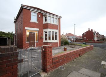 Thumbnail 3 bedroom detached house for sale in Hathaway, Blackpool, Lancashire