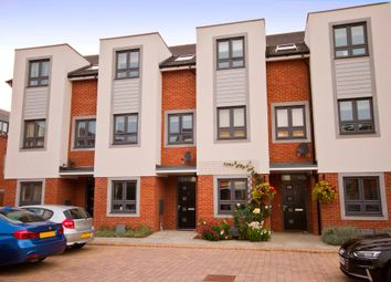 Thumbnail 3 bed town house for sale in Neilson Close, Watford, Hertfordshire