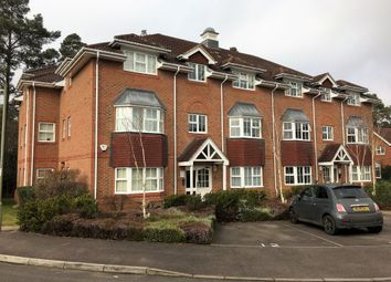 Thumbnail 2 bed flat to rent in Marrow Meade, Church Crookham, Fleet, Hampshire