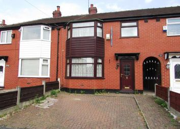 Thumbnail 3 bed terraced house for sale in Goring Avenue, Gorton, Manchester