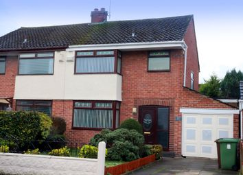 3 bed semi-detached house for sale in Hillary Crescent, Maghull, Liverpool L31