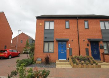 Thumbnail 3 bed semi-detached house to rent in Pantulf Close, Telford
