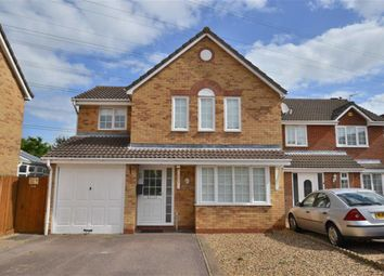 Thumbnail 4 bedroom detached house to rent in Manchester Close, Stevenage, Herts
