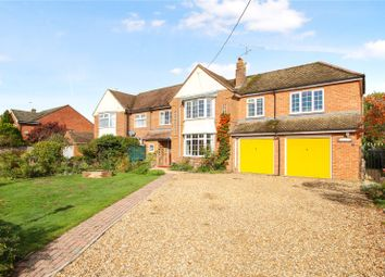 4 bed detached house for sale in The Street, Crookham Village, Fleet GU51