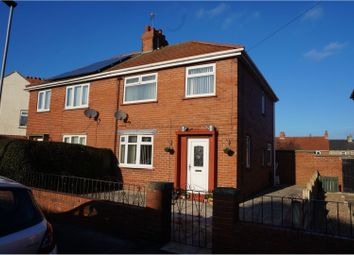 Thumbnail 3 bed semi-detached house for sale in Intake Crescent, Dodworth Barnsley