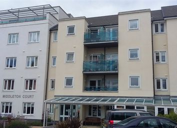 Thumbnail 1 bed flat for sale in Middleton Court, Porthcawl