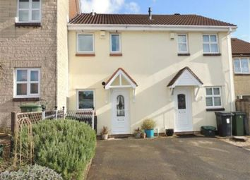 Thumbnail 2 bed terraced house for sale in Kennmoor Close, Bristol