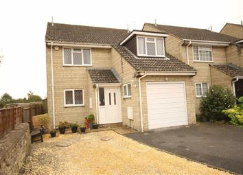 Thumbnail 4 bed detached house for sale in School Row, Swindon