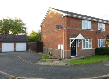 Thumbnail 2 bed terraced house for sale in St. Philips Drive, Evesham