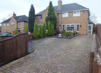 Thumbnail 2 bed semi-detached house for sale in Rigby Road, Kidsgrove, Stoke-On-Trent