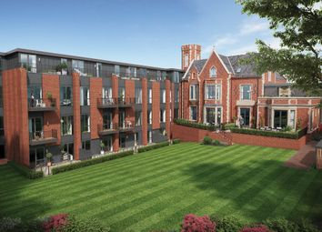 Thumbnail 1 bed flat for sale in Nixey Close, Slough