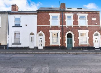 Thumbnail 2 bedroom terraced house for sale in Strutt Street, Derby