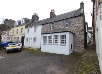Thumbnail 1 bedroom end terrace house for sale in Towerwell, High Street, Newburgh, Cupar