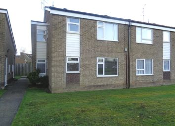 Thumbnail 2 bed flat to rent in Poplar Court, Sutton-On-Hull, Hull