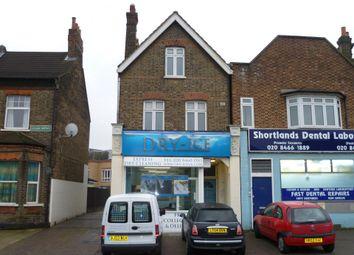 Thumbnail 1 bedroom flat to rent in Beckenham Lane, Shortlands