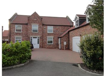Thumbnail 4 bed detached house for sale in Brewers Court, Spalding