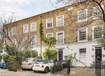 Thumbnail 4 bed flat for sale in Church Row, Moore Park Road, London