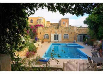 Thumbnail 5 bed property for sale in 5 Bedroom Farmhouse, Gozo - Sannat, Gozo, Malta