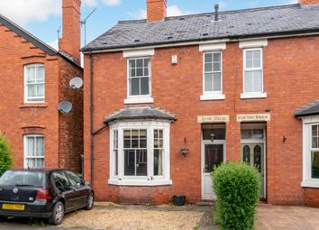 Thumbnail 4 bed semi-detached house to rent in Upper Road, Shrewsbury