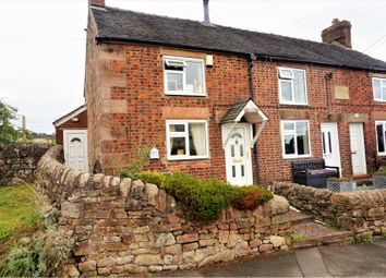 Thumbnail 1 bed end terrace house for sale in Froghall Road, Stoke-On-Trent