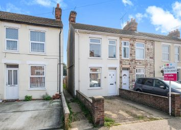 Thumbnail 3 bed end terrace house for sale in Henslow Road, Ipswich