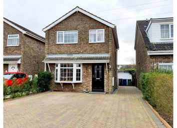 Thumbnail 4 bed detached house for sale in Woodlands Avenue, Keelby