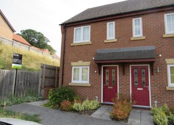 Thumbnail 2 bed semi-detached house to rent in Meldrum Drive, Gainsborough