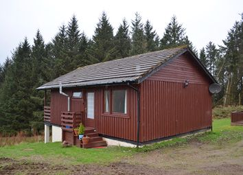 Thumbnail 2 bedroom lodge for sale in Melldalloch Holiday Lodges, Kilfinan, Tighnabruaich, Argyll And Bute