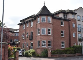 Thumbnail 2 bed flat for sale in Glebe Street, Dumfries