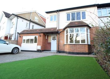Thumbnail 5 bed detached house to rent in Park Avenue, Enfield