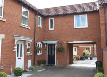 Thumbnail 3 bed terraced house to rent in Sweetgrass Road, Weston Village, Weston-Super-Mare