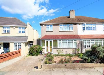 Thumbnail 3 bed semi-detached house for sale in Northcote Road, Sidcup