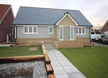 Thumbnail 2 bed detached bungalow for sale in Walton Road, Kirby-Le-Soken, Frinton-On-Sea