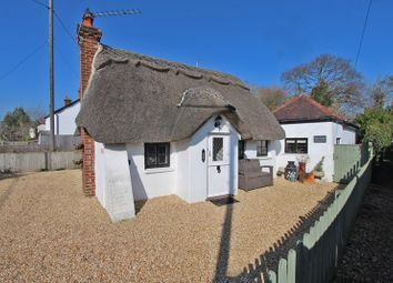 2 bed detached house for sale in Everton Road, Hordle, Lymington, Hampshire SO41