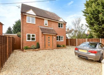 Thumbnail 4 bedroom detached house for sale in Church Road, Windlesham, Surrey
