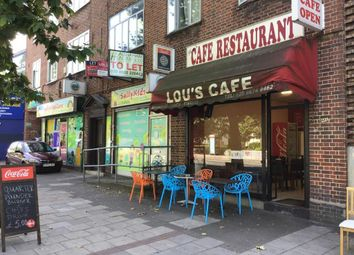 Thumbnail Restaurant/cafe for sale in Brixton Hill, London